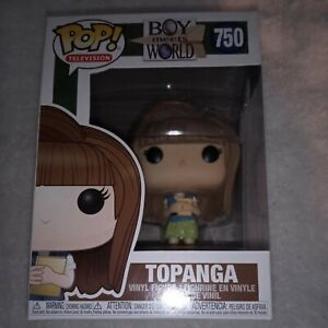 Funko POP Television Boy Meets World Topanga Collectible Figure Item #750