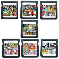 208 in1 DS Games Cartridge For DS Lite DSi 3DS 2DS Video Game Optional 7 Model