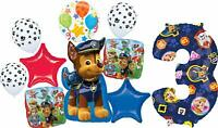 Paw Patrol Party Supplies 3rd Birthday Balloon Bouquet Decorations