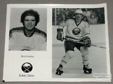 Original Late-70's Rick Dudley Buffalo Sabres Photo