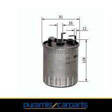 Nuevo 1x Bosch Filtro de combustible mercedes-benz 0450905930 (€ 21,95/unidad)