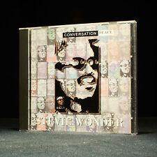 STEVIE WONDER - 'Conversation' Peace - MUSIQUE ALBUM CD