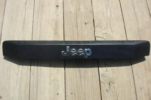 2008-2012 Jeep Liberty Liftgate Trim