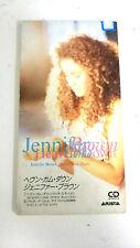 """JENNIFER BROWN HEAVEN COME DOWN BVDA-82 3"""" JAPAN CD A5117"""
