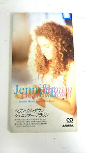 "JENNIFER BROWN HEAVEN COME DOWN BVDA-82 3"" JAPAN CD A5117"