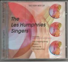 "Les HUMPHRIES Bono-very Best Of-CD 1996 NOUVEAU & OVP ""maman Loo/rock my soul"""