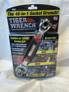 48 in 1 Socket Tiger Wrench In One Socket Work Universal Any Size Stand Tool NEW