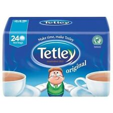 Tetley 240 Tea Bags  Make Time  Make Tea  Make Tetley
