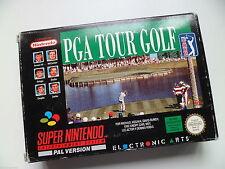 Golf PC - & Videospiele für den Nintendo SNES