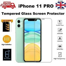 Full Edge to Edge Screen Protection REAL Tempered Glass for iPhone 11 PRO 5.8 in