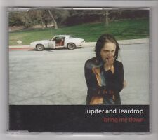 (HA987) Jupiter And Teardrop, Bring Me Down - 2004 CD
