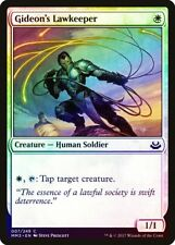 Gideon's Lawkeeper FOIL Modern Masters 2017 NM White Common MTG CARD ABUGames