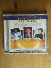 Vatican Christmas Concert CD New and Sealed