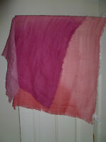"Beautiful ""Mistral"" Scarf In Pink's Brand New With Tags # # # # #"