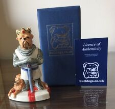 PEGGY DAVIES BULLDOG - RICHARD THE LIONHEART
