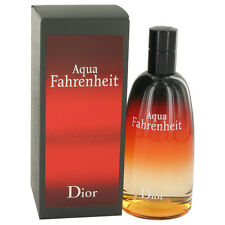 Aqua Fahrenheit Cologne By CHRISTIAN DIOR FOR MEN 4.2 oz Eau De Toilette Spray