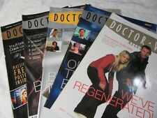 Doctor Who Magazine Single Issues 300-399 - Most Mint/Nr Mint With CDs & Posters