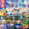 5D DIY Diamond Painting Cute Animal Cross Stitch Embroidery Mosaic Kit Art Home
