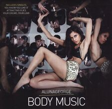 ALUNAGEORGE Body Music CD - New