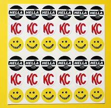 RC LARGE 5th SCALE SPOTLIGHT stickers decals Ideal for HPI BAJA 5B 32mm