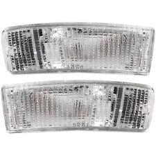 Luz Intermitente Indicadores Kit para Audi 80 90 B4 8g 88-00 Coupé Cabrio Blanco
