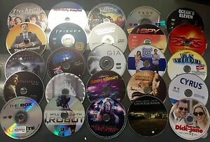WHOLESALE LOT OF 200 ASSORTED DVDS MOVIES BULK MIXED USED MOVIES! GREAT MOVIES!