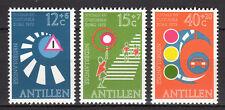 Dutch Antilles - 1973 Safety in traffic Mi. 263-65 MNH