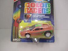 Hot Wheels COLOR RACERS Giants - 1988 Mattel - No. 2453 - Car Changes Color