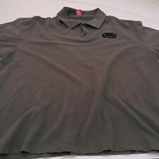 MENS ECKO UNLIMITED, POLO SHIRT, SHORT SLEEVE, brown SIZE 5XB