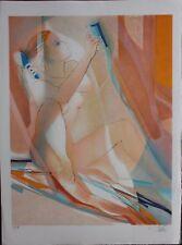 Jean-Baptiste VALADIE - Lithographie lithograph signée numérotée reflets *