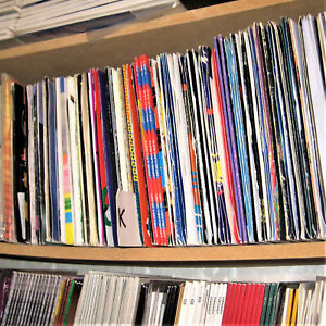 "20 x UK Soul Disco Funk Boogie House 7"" 45 RECORD COLLECTION Vinyl Job Lot"
