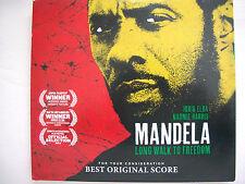 MANDELA Movie 2 CD Soundtrack FYC BEST ORIGINAL SCORE/SONG Alex Heffes 62 Tracks
