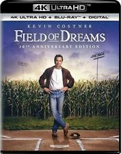 Field of Dreams (30th Anniversary Edition) [New 4K UHD Blu-ray] With B