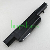 5200MAH 6Cell Battery For Clevo C4500 C4500BAT-6 6-87-C480S-4P4