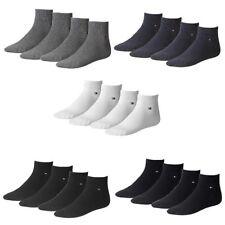 4 Paar TOMMY HILFIGER Herren Quarter Socken Gr. 39 - 46 Business Sneaker Socken