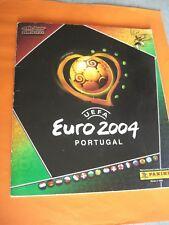 Panini Uefa Euro 2004 Portugal Sticker- Album Komplett 1-334 EM 2004 + B-Schein*