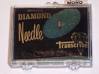 Transcriber P-23 Replaces RCA 79791 NOS Diamond Needle Stylus F/S