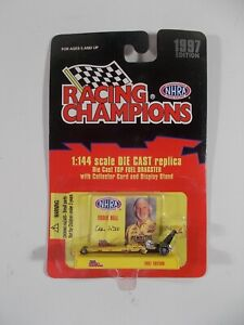 Racing Champions 1/144 1997 NHRA Top Fuel Dragster Eddie Hill