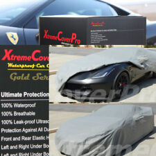 Waterproof Full Custom Car Cover For Chevy Corvette C7 2014 2015 2016 2017 CSC