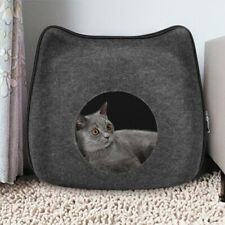 Cat Pet Cave Bed Cat Dog Sleeping Bag Warm Cave House Kitten Cave Removable DI
