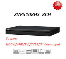 Dahua XVR5108HS 8CH Digital Video Recorder 1080P HDCVI/AHD/TVI/CVBS/IP Camera