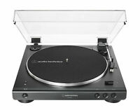 Audio-Technica AT-LP60XBT Turntable - Black