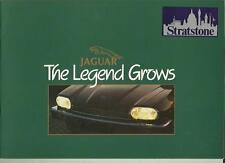 JAGUAR  XJ-S H.E.  XJ-SC 3.6 CABRIOLET AND  COUPE SALES BROCHURE 1984 - 1985