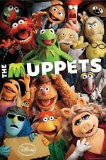 THE MUPPETS SHOW POSTER (61x91cm) DISNEY JIM HENSON KERMIT FROG PICTURE PRINT