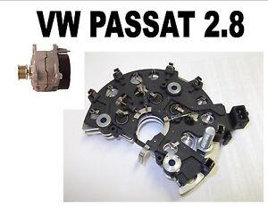 FITS VW PASSAT 2.8 1991 1992 1993 - 97 NEW ALTERNATOR RECTIFIER