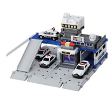 Tomica Town Bulid City Police Station , Takara Tomy car Plarail parts scenes