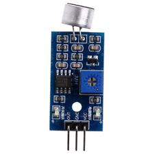 5X(3.3V/3.5V LM393 Microphone Amplifier Sound Sensor MIC Voice Module for F5V4)