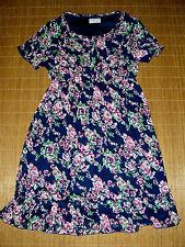 Knielange Kurzarm Damenkleider im 50er-Jahre-Stil für die Freizeit