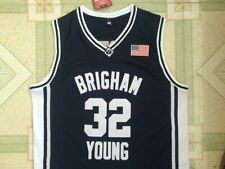 Jimmer Fredette #32 Jersey Brigham Young University BYU Basketball Jerseys