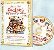 Katy Sue Designs (Flowersoft) Recipes for Happy Families CD-ROM